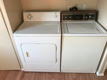 Washer/dryer in Lawton, Oklahoma