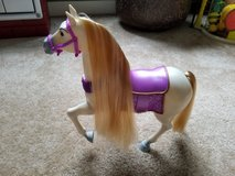 Disney Maximus Horse from Tangled in Fort Campbell, Kentucky