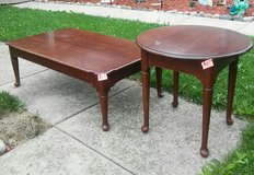 End table and Coffee table in Naperville, Illinois