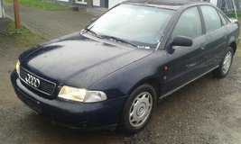 Audi A4 manual, good shape, just passed inspection! in Ramstein, Germany