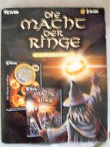 Lord of the Rings (Der Macht der Ringe) PC game in Stuttgart, GE