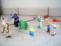 Toy Story Collectible Figures set in Stuttgart, GE