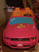 Beautiful Barbie Mustang in Cleveland, Ohio