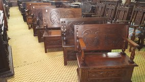 Monks Bench others available free delivery in Lakenheath, UK