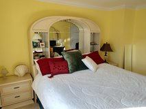 Beautiful American Drew King bedroom group in Wilmington, North Carolina
