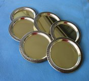 6 silverplated coasters, excellent conditon in Stuttgart, GE