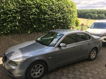 BMW 530d in Ramstein, Germany