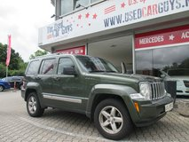 2009 JEEP LIBERTY LIMITED 4×4 in Stuttgart, GE