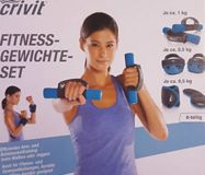 Weight Set - Ankle Weights, Wrist Weights and Hand Weight Set in Stuttgart, GE