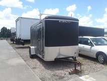 6'×12'Enclosed Trailer in The Woodlands, Texas