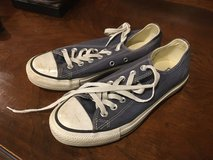 Converse woman's blue 6.5 in Camp Pendleton, California