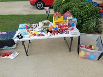 Yard Sale Fri 22 and 23 7am-5pm 109 Kalina Street on Fort Polk in Fort Riley, Kansas