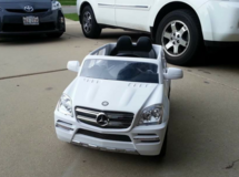 Mercedes rechargeable battery rider in Lockport, Illinois