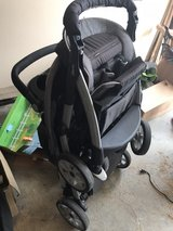 Chicco Double Stroller in Fort Leonard Wood, Missouri