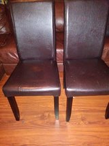 Dining chairs in The Woodlands, Texas