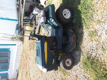 Craftsman tractor lawn mower 17 1/2 horsepower in Alamogordo, New Mexico