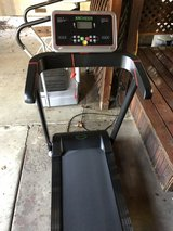 Ancheer Treadmill (Barely Used) in Travis AFB, California