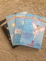 4 Rainbow Magic Books in Kingwood, Texas