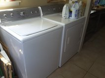 Maytag washer and dryer legacy series in Camp Lejeune, North Carolina