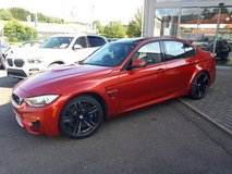 2016 BMW M3 Sedan *LOW MILES* DCT* Executive Package** in Ramstein, Germany