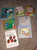 Baby/ Toddler Board Books in Glendale Heights, Illinois