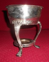 Silver plated dish warmer in Elgin, Illinois