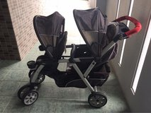 Chicco Cortain Together Double Stroller in Okinawa, Japan