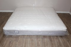 King size Sealy Posturepedic GEL Series model mattress in Tomball, Texas