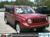 2011 Jeep Patriot- Leather! in Camp Lejeune, North Carolina