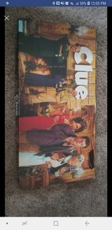 Clue board game 1996 used in Lawton, Oklahoma