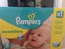 Pampers size 2 in Camp Pendleton, California