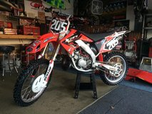 Honda CR 125 R dirt bike in Jacksonville, Florida