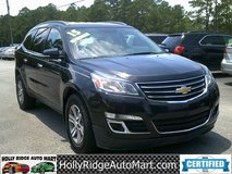 2015 Chevy Traverse - Spacious! in Camp Lejeune, North Carolina
