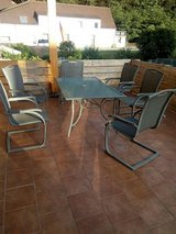 FREE- Patio Set in Ramstein, Germany