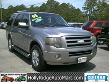 2008 Ford Expedition Limited - Fully Loaded! in Camp Lejeune, North Carolina