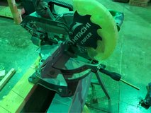 "Hitachi Miter Saw 10"" x2 $85.00 each in Oswego, Illinois"