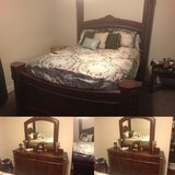 Bed Set w/Dresser in San Clemente, California