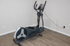 Gold's Gym Stride trainer 595 model elliptical in Kingwood, Texas