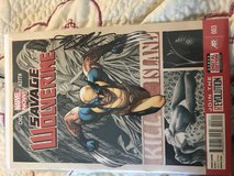 Wolverine comic book in Fairfield, California