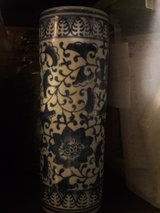 blue and white porcelain, #4 in St. Charles, Illinois