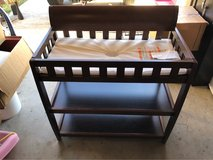 Changing Table w/ Pad in Vacaville, California