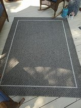 Indoor/outdoor rug in Camp Lejeune, North Carolina