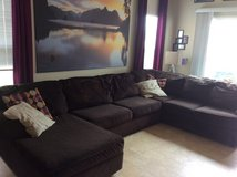 Sectional Sofa with Chaise in Camp Pendleton, California