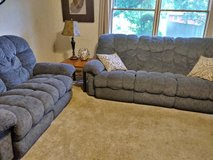 Set of Lazy Boy Reclining Couches in Chicago, Illinois