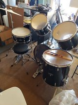 drum set in Vista, California