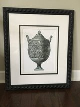 Framed print in Naperville, Illinois