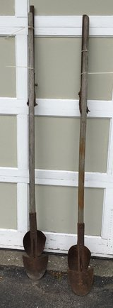 Antique Post Hole Diggers - $10 for Both! in Chicago, Illinois