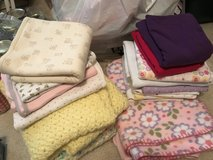 Girl Baby blankets, crocheted blankets and Receiving blankets in Travis AFB, California