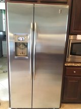 GE Profile Stainless Steel Counter-Depth Refrigerator - Summerwood Pick Up! in Baytown, Texas
