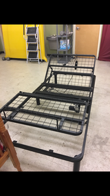 Twin Bed Frame with Motor (New) in Fort Leonard Wood, Missouri